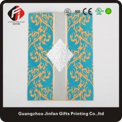 Customized Single-Page cortados a laser Convite de Casamento Card