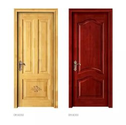 فولاذ خشبيّة باب داخليّة حديد أبواب خشبيّة [مين دوور]