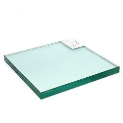 1,9 mm-25mm bajo el hierro claro cristal transparente de flotación de la Llanura (W-TP)