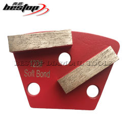 Piatto di molatura stridente del diamante degli strumenti del pavimento di calcestruzzo per HTC/Lavina/Husqvarna/Werkmaster/Sese/Cps