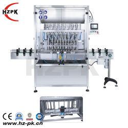 Líquido de Colagem Automática de engarrafamento de água da máquina de enchimento