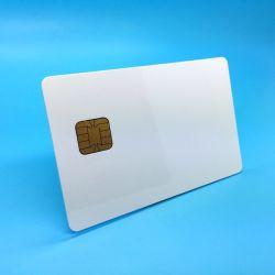 ISO7816 RFID para impressão a laser EPU4442 entre em contato com o PVC Smart hotel key card
