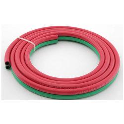 """5/16 """" di tubo flessibile gemellare di gomma W.P 300psi del gas della saldatura"""