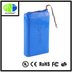 Pack de baterias recarregáveis personalizáveis 7,4V 11,1V 12,8 V 14,8 V 25.2V 5000mAh bateria de polímero de iões de lítio para equipamento médico/Instrumentos de precisão