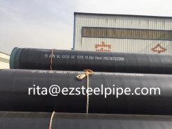 Mucchio d'acciaio del tubo saldato spirale del grande diametro LSAW