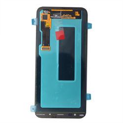 Оригинал и новых мобильных ЖК-дисплей с сенсорным экраном для Samsung J6, Repairement телефон Детали и запасные части