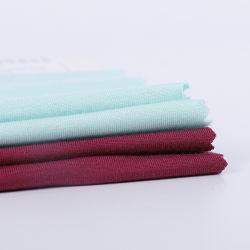Orgânicos personalizada 95% Viscose de bambu e 5% de spandex Sólidos macios reciclado simples de bambu tecido Jersey para roupa interior