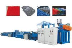 PVC 코일 매트/카펫 생산 라인(SPVC-PS)