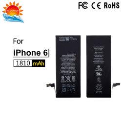 Bateria de móveis de alta qualidade dos materiais, para iPhone 6G, 333996, 1850mAh, Acessórios personalizados de fábrica