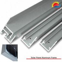 Material de aluminio Panel Solar Marco con el tamaño y color personalizado (XL099)