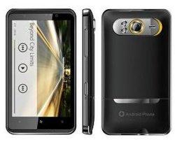 Android Dual SIM MTK6573 déverrouillé WCDMA téléphone mobile 3G Smart H7300