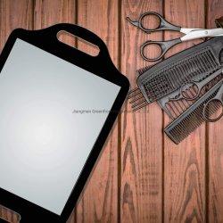 Bandeja de tamanho grande rectângulo espelho retrovisor exterior esquerdo para cabeleireiro