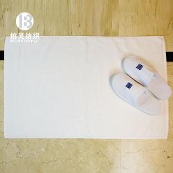 100 O algodão 32s de espessura de banho Hotel 50x80cm 400g / Antiderrapagem Mem Custom