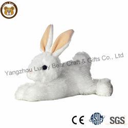 プラシ天のウサギのおもちゃのカスタム人形の製造