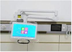 개인적인 헬스케어 병원 치과의사 진료소 미장원 센터를 위한 잘 고정된 의학 모니터와 정제 컴퓨터 팔