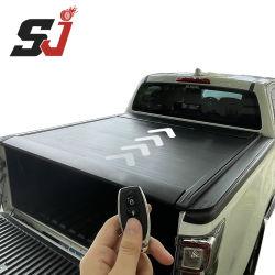 공장 4X4 알루미늄 자동 회수 가능 픽업 트럭 전기 토너 커버