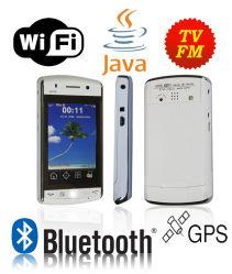 飛ばしなさいYing 2GBの地図F035 GPS細胞WiFi TVの携帯電話(F035)を