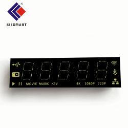 Kundenspezifische Digitalanzeige des Soem-7 Segment-LED Für intelligente Einheit