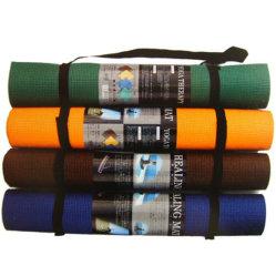 Eco Fitness antiglisse imprimé personnalisé Tapis de Yoga