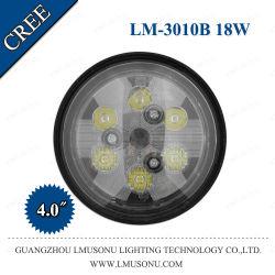مصباح جرار الإضاءة الزراعية LED من EMC بقدرة 18 واط 4 بوصات CREE 6pcs*3 واط