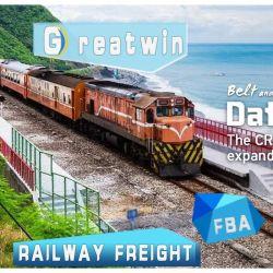 خدمة نقل السكك الحديدية من الصين إلى فنلندا مع سعر أرخص