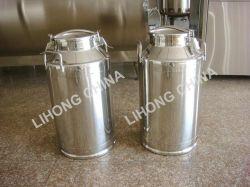 酪農業のためのステンレス鋼のミルクのバケツ