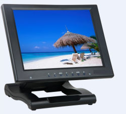 4: 3 Touch de 10 pulgadas monitor HDMI para aplicaciones industriales