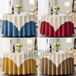 EventまたはPartyのための工場Price最高のWholesale Modern Outdoor Hotel Restaurant Wedding Chiavari Banquet Dining Furniture Table Cloth