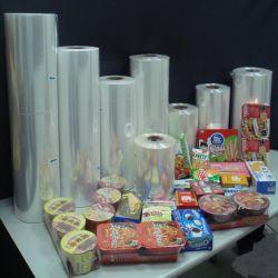 透過Polyolefinの覆いの熱-食糧のための縮みやすいPOFのフィルムの収縮フィルムか薬または薬剤または丸薬または化粧品またはFacemask/E-Cigarette/Sanitizerのパッキング