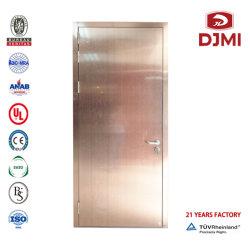 多機能のホテルの建物は独房のドアのAlibabaの鋼鉄戸枠南アフリカ共和国を中国製供給する