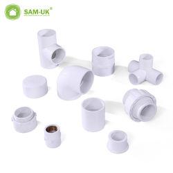 تركيبات انتكس الكهربائية PVC تركيبات البلاستيك صناديق