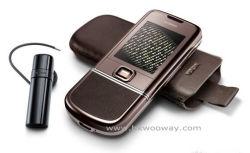 Téléphone cellulaire (Saphir 8800 Arte)