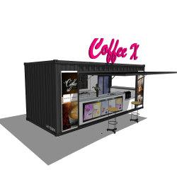 Modificado Recipiente Pop-up Café portátil com Novo Design para venda com ótimo preço de Hysun