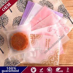 OPP/CPP a mediados de otoño Festival Mooncake bolsa de embalaje de plástico para el embalaje