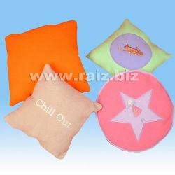 Полиэстер подкладка из флиса с вышивкой подушки сиденья водителя
