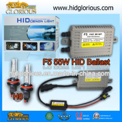 H8, H9, H11 с ксеноновыми лампами высокой интенсивности Lampfast яркий 0,1 запуск второй скорости