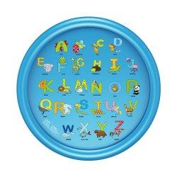 Nouvelles de l'été Water Splash Tapis de jeu l'eau pulvérisée Toy pataugeoire pour enfants
