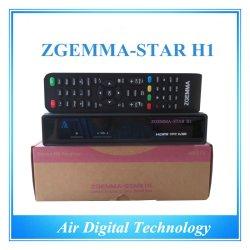 TV de Alta Definição Zgemma-Star Zgemma-Star do receptor H1 IPTV Receptor de Satélite