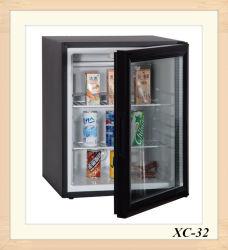 Porte en verre du refroidisseur d'acier inoxydable de qualité des boissons appareil de cuisine