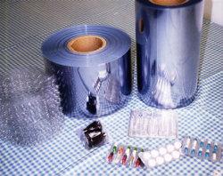 0.08-1.00mm Medicinal PVC Packaging Film