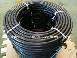 カバー1鋼線のブレードによって補強される油圧ホースを滑らかにしなさい
