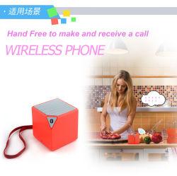 小型サイズの無線携帯用青い歯の完全な頻度ハイファイスピーカー