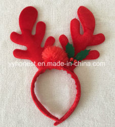 La fabricación de regalo de Navidad Decoración de diadema de Cabello