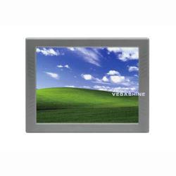 10.4인치 터치 스크린 팬리스 IP65 산업용 패널 컴퓨터 아톰 N2600 듀얼 LAN 올인원 PC