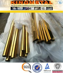 Sb338 ASME perfeita Gr2 Gr 7 Tubo Quadrado de titânio 80x80mm
