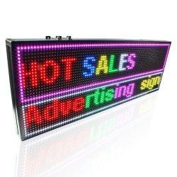P7.62/P10/CMS DIP Semi-Outdoor pleine couleur LED Intérieur/Module d'affichage/écran/panneau 320*160mm panneau LED 4K