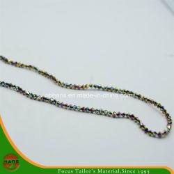 4mm Kristallraupe, scharfe Perlen-Glasraupe-Zubehör (HAG-01#)