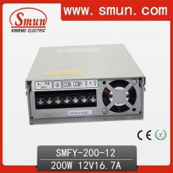 200W LED雨Proof Switching Power Supply 5V 12V 24V