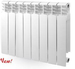 セントラル・ヒーティングのためのホーム水暖房のバイメタルアルミニウムラジエーター