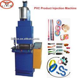 Micro macchina dell'iniezione del PVC di richiamo morbido di pesca